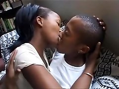 Incredible homemade Black and Ebony, Small Mammories pornography video