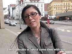 old bitch outdoors has sex