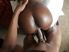 He couldn't Help but Cum in My Wet Cream-colored Honeypot