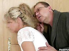 His parents tricks her into fuckfest