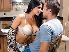 Romi Rain & Johnny Castle in I Have a Wife