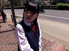 Tiny School girl