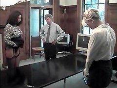 Secretary Slapping