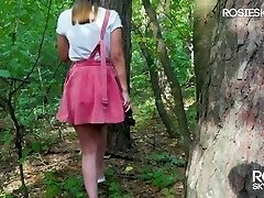 Nutting in My Panties and Pull Them Up in the Woods - Thanks for 10M Views