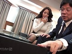 Chinese Mature Caught Shagging Step-Brother (Uncensored JAV)