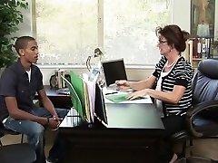 Cougar consular tutors teens testicles