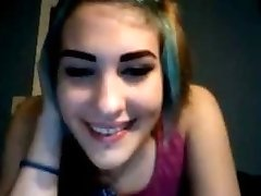 Funky Hair Doll Webcam