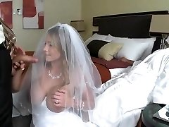 Alanah get smashed on her wedding night