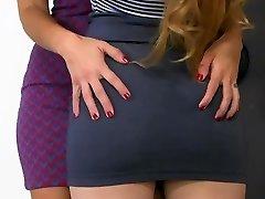 Girly-girl tease 1