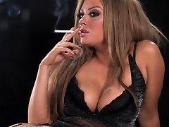 Lisa Connors Smoking
