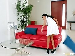 Veronica Rayne In Keys To Her Puss