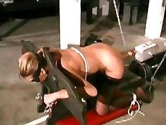 Slave gets all bashed