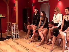 Dommes' Party - Goddesses Need To Relax