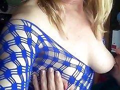 Sucking tintingirl hard erect nipple