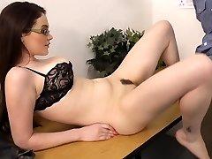 Tessa gets fucked by her schoolteacher
