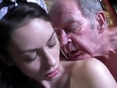 Step parent caught pulverizing the young maid