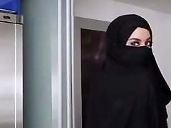 Fabulous girl with Hijabe
