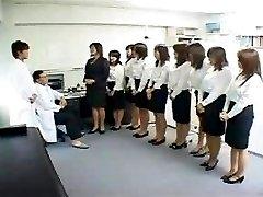 آسیایی, معاینه پزشکی