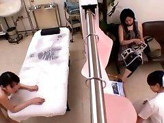 ژاپنی, دختر مدرسه ای (18+) پزشکی (2)