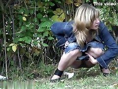女子Pissing voyeurビデオ42