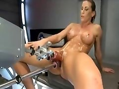 ariel x squirting and riding drilling machine