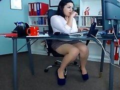 Wonderful secretaries at the office