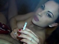 Hotel Whore Loves To Smoke And Penetrate