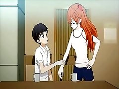 Teen anime enjoys fuckbox licked
