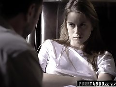 PURE TABOO Jill Kassidy Tricked into Lovemaking by Medic