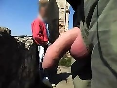 not dad Deep Throating Shaft in Public - dadluvr13