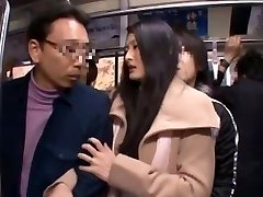 Risa Murakami, Madoka Kitahara in Pulverized In Front Of Hubby
