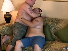 Southern Hairy Man and Cubby Cox - BearFilms