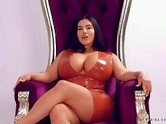 Obsessed with Korina Kova domination Jerk Off Instructions with countdown