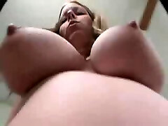 Red-hot Pregnant UPS Girl