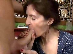 Ugly grannie get fucked