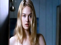 Jess Weixler naked lying on her back as a boy squeezes and