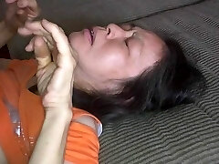 Chinese wife likes it from behind