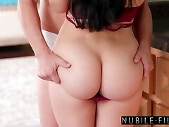 Uber-sexy Brunette Alex Coal Can't Get Enough of Her BFs Huge Fuck-stick - S37:E13