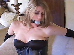 sclavie cu ciorapi sexy & tocuri inalte (negru 6 inch pompe)