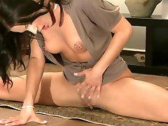 Flexible Gymnast & Crazy Position gets Orgasms