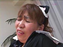 japanese hairy grannie maid!!!!