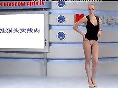 rusă moscova fata tv rus ejaculări înghiți