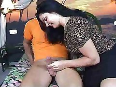 Chubby Spanish Amateur in Anal Casting 1 (by Satanika)