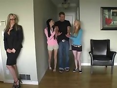 milf teaches teens -