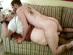 cable guy fucking the wife  doggy