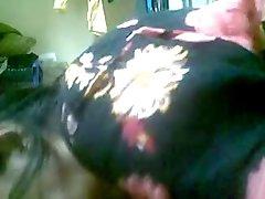 beautiful big boob desi bangali gf riding bf