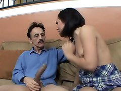 Old Pervert with Teen