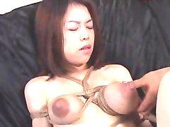 Bond Tits Lactation And Breastfeading By Spyro1958 bdsm bondage slave femdom domination
