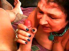 horny granny inghite pula