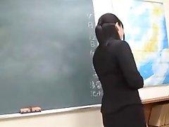 Female Teacher shame  JPN